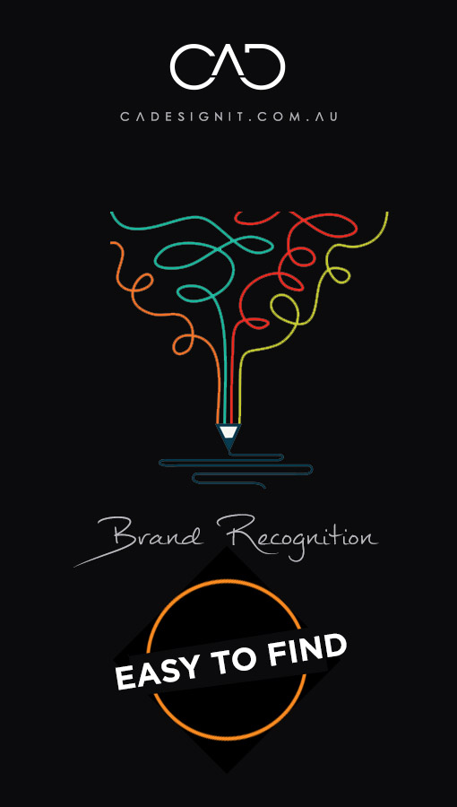BRAND RECOGNITION BY CADESIGNIT