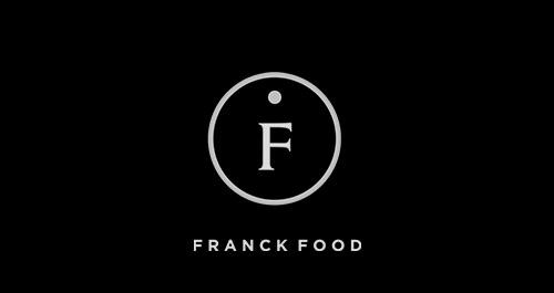 FRANCK FOOD | LOGO BY CADESIGNIT