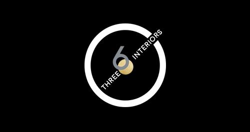 THREE 60 INTERIORS | LOGO BRANDING . WEBSITE BY CADESIGNIT